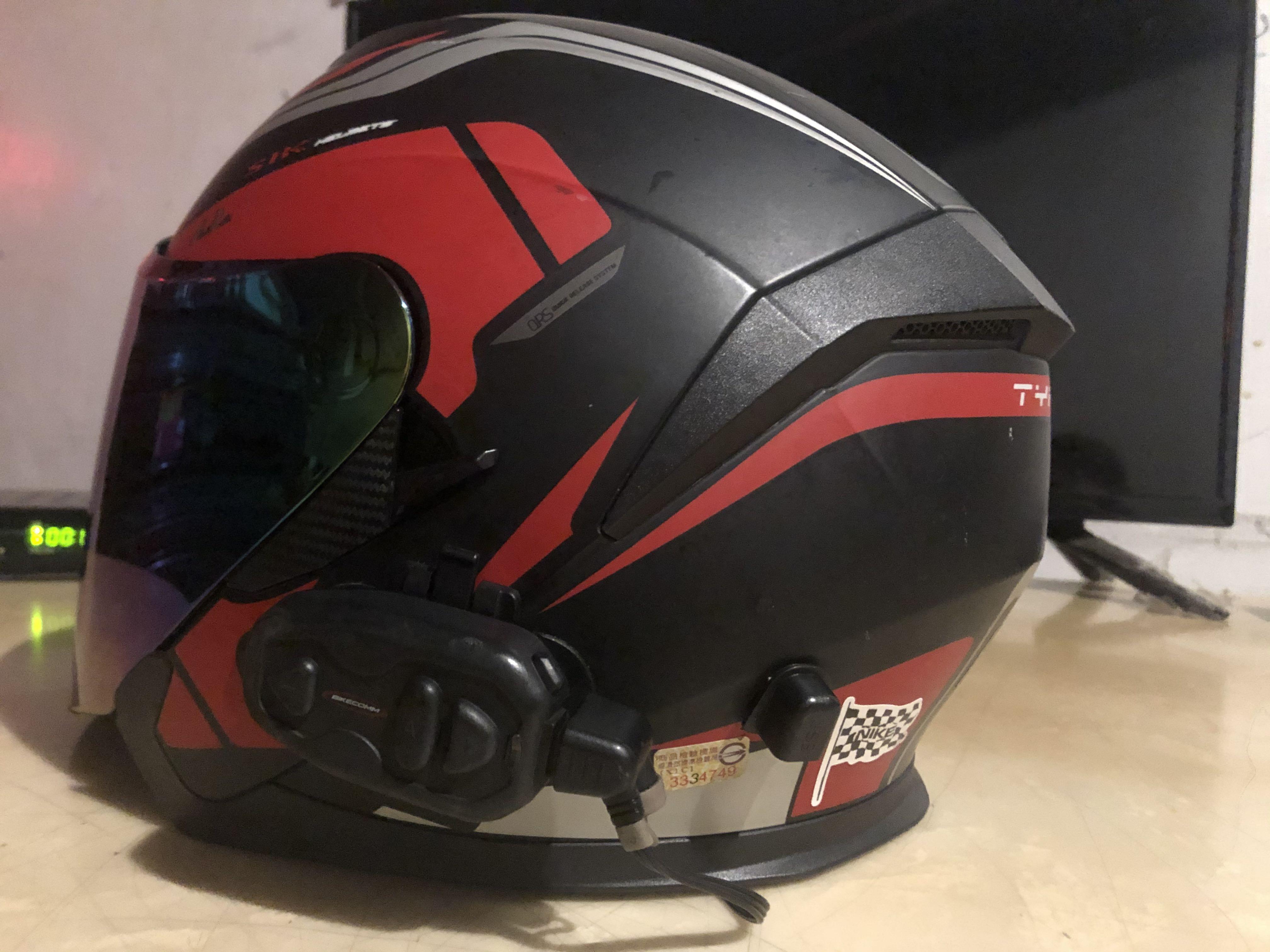 SBK type-s 黑紅
