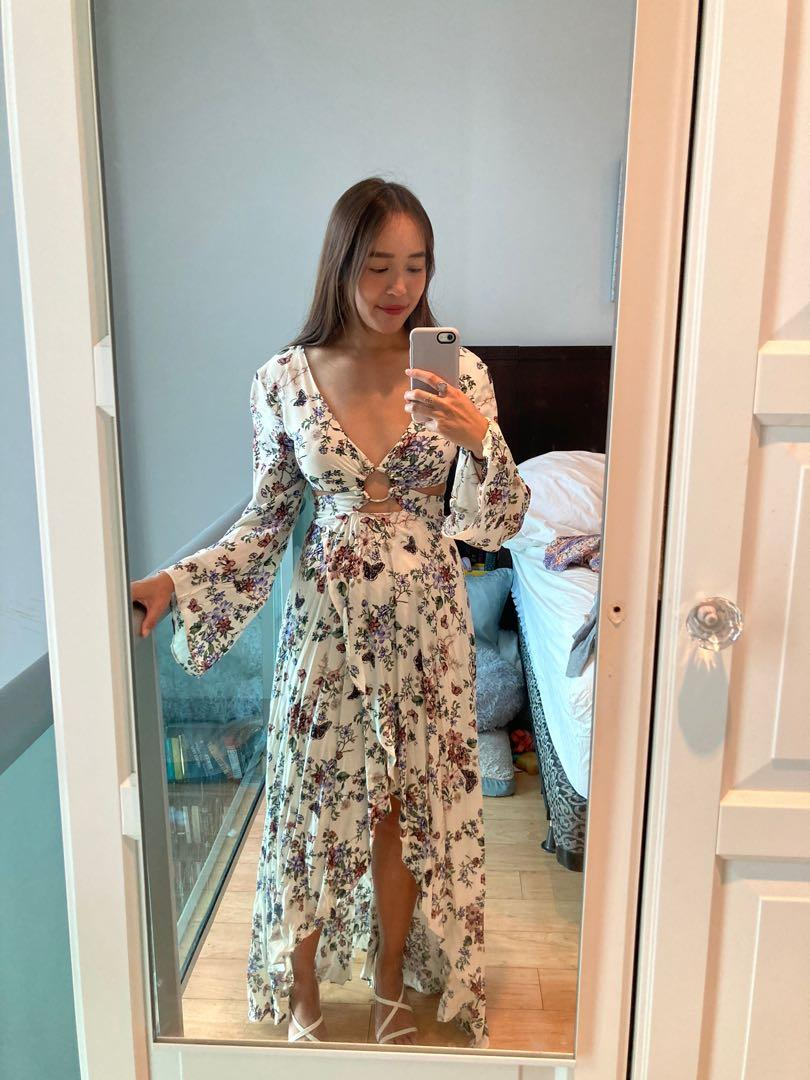 Selfie Leslie summer long dress