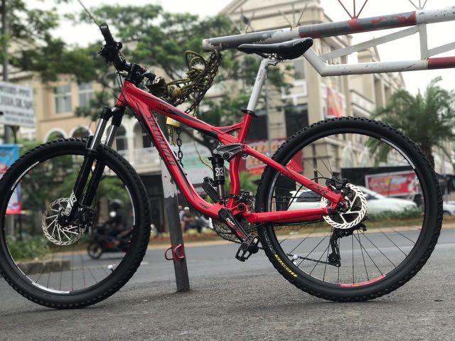 Sepedah MTB Specialized