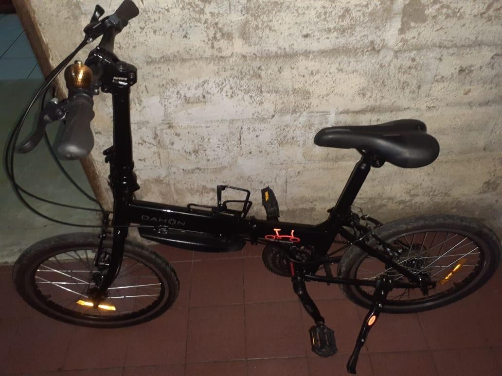 Sepeda Lipat 20 inch