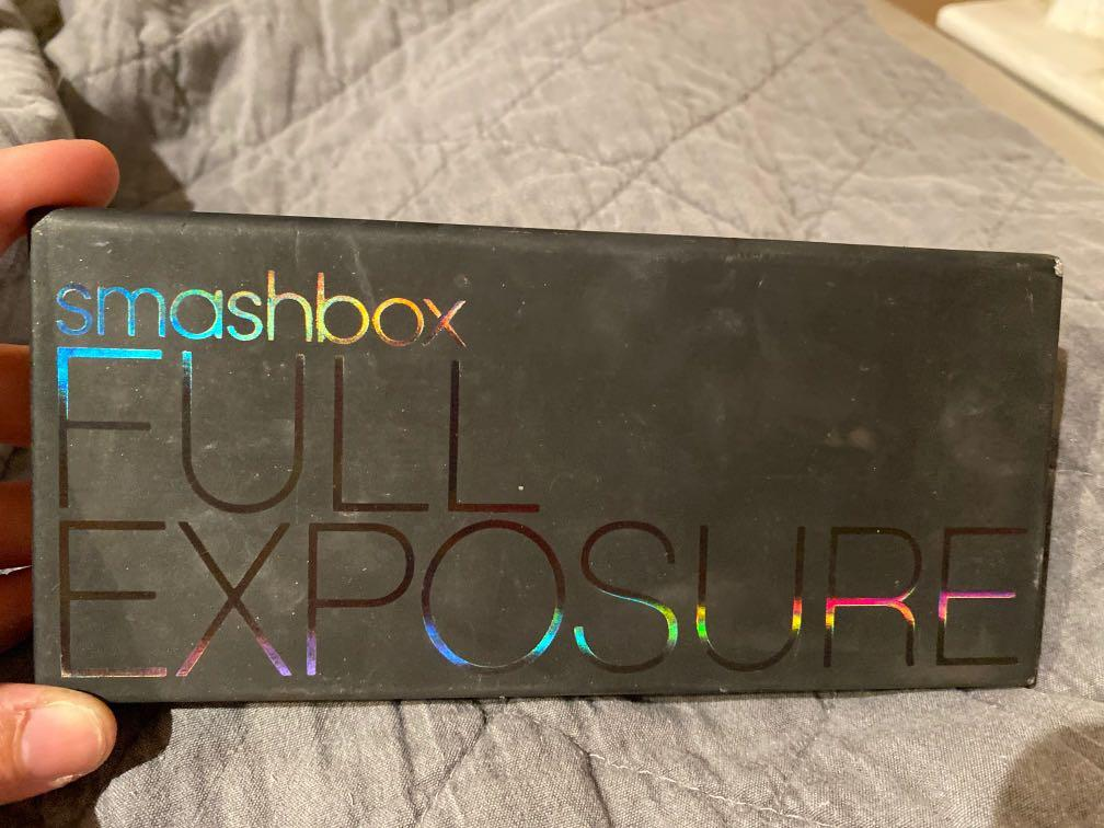Smashboc full exposure pallette