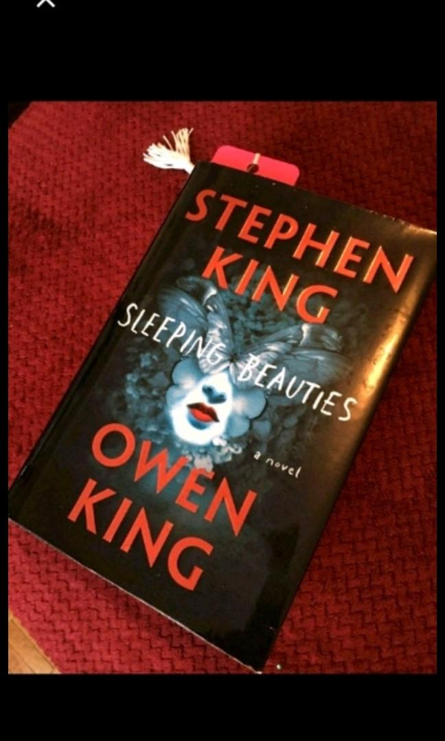 Stephen King new book