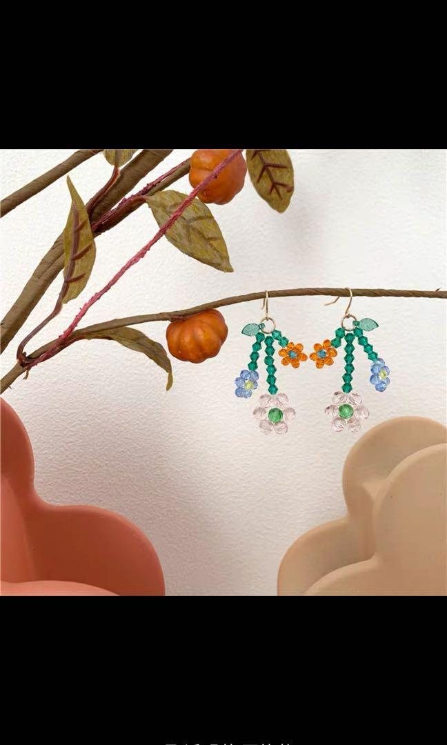 Super cute 🌸 earrings