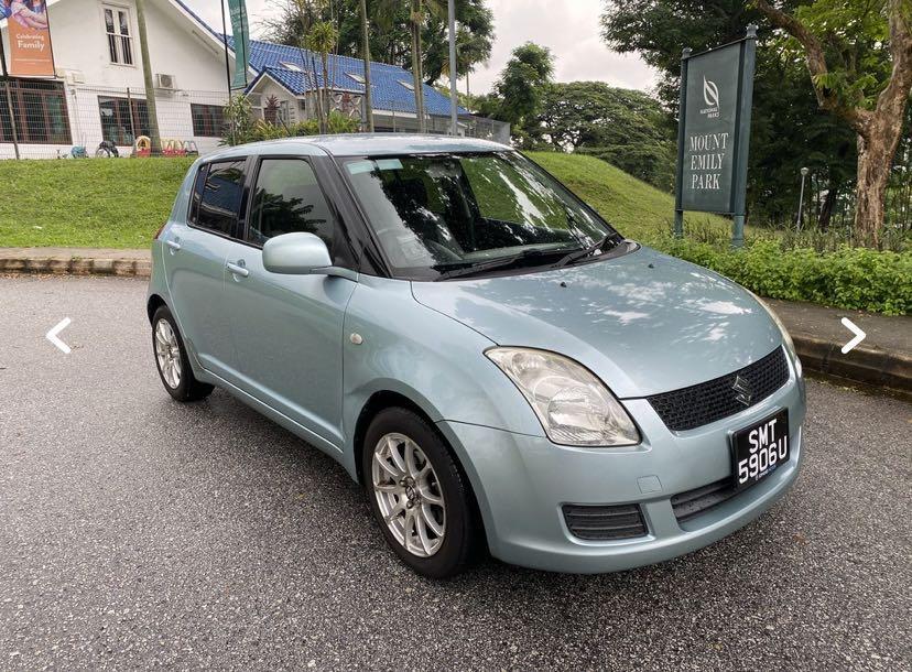 Suzuki Swift for Rental