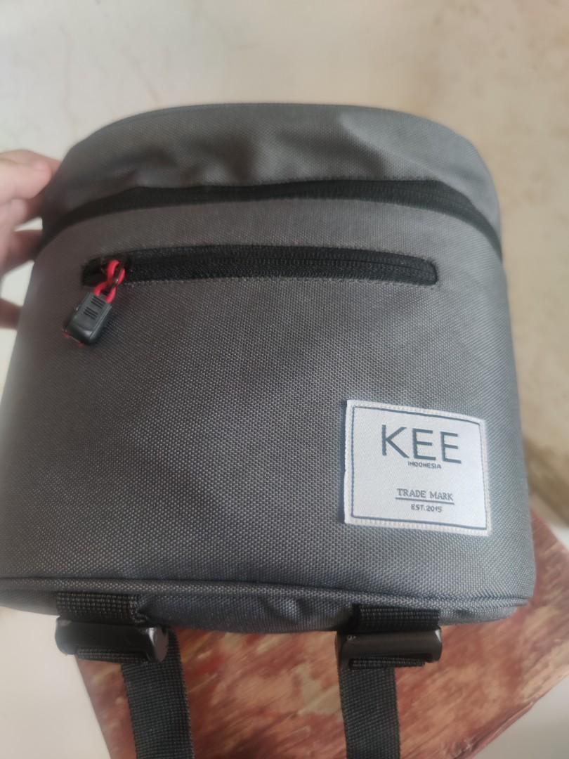 Tas Kamera Kee Baby Beetle - Dark Grey
