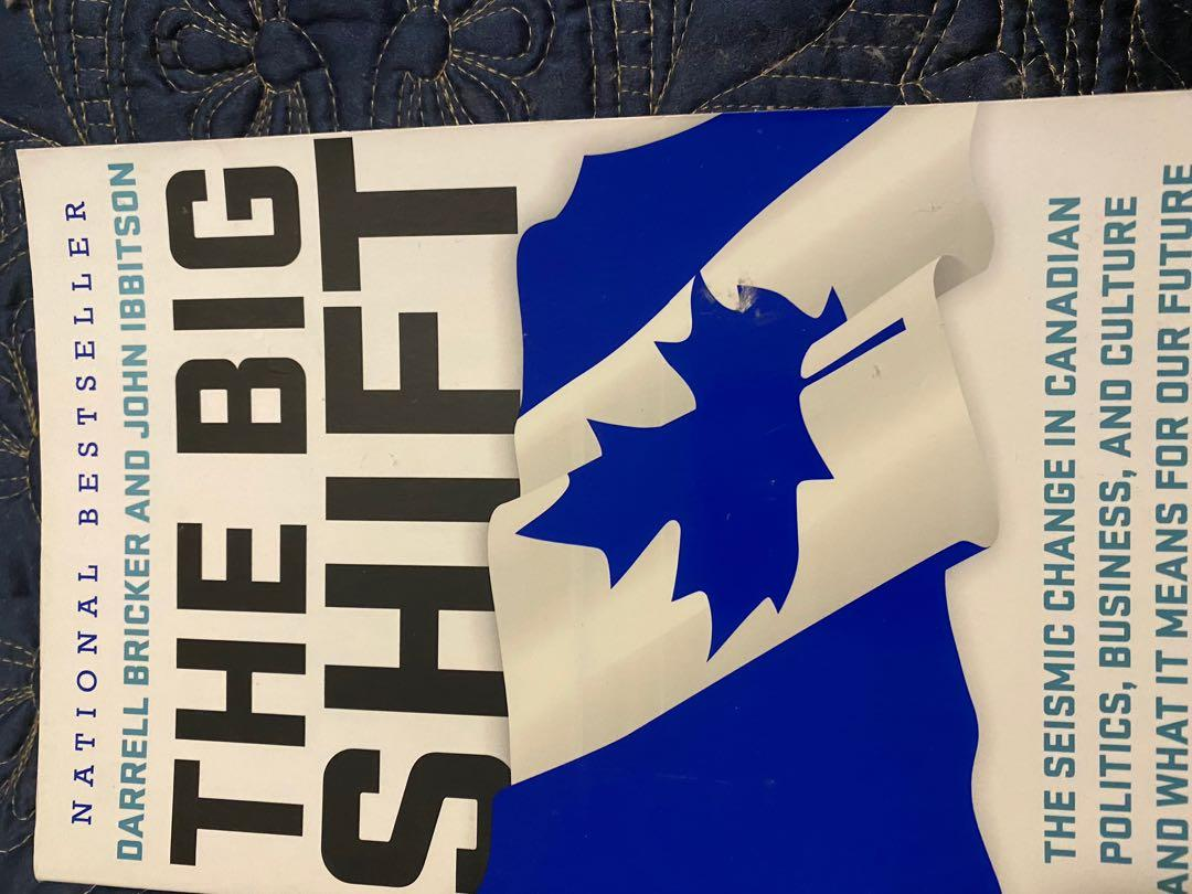 The Big Shift by Bricker and Ibbitson