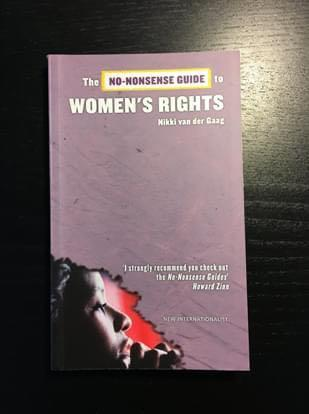 The No-Nonsense Guide to Women's Rights - Nikki van der Gaag