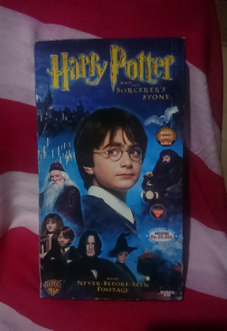 VCD Original Film Harry Potter and the Sorcerer's of Stone