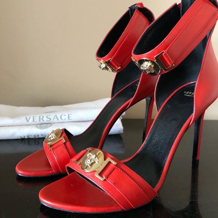 Versace Medusa Sandals