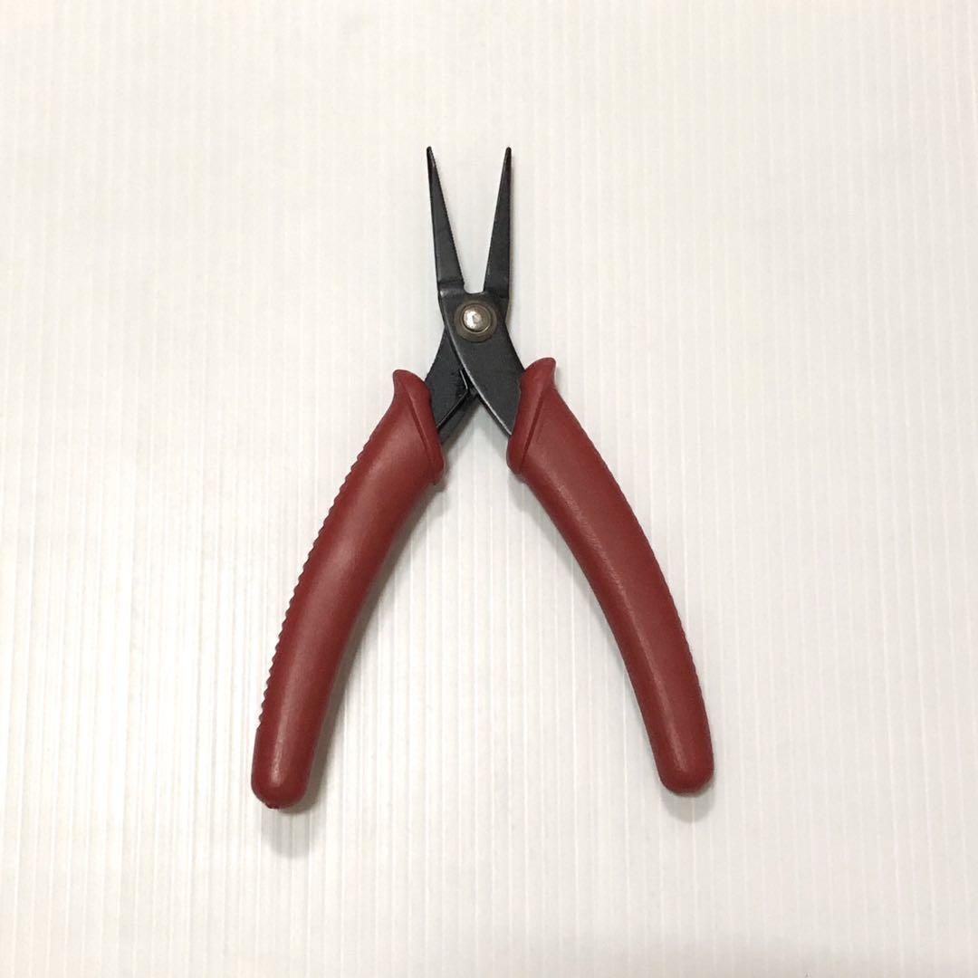 6吋 迷你型 尖嘴鉗 五金工具