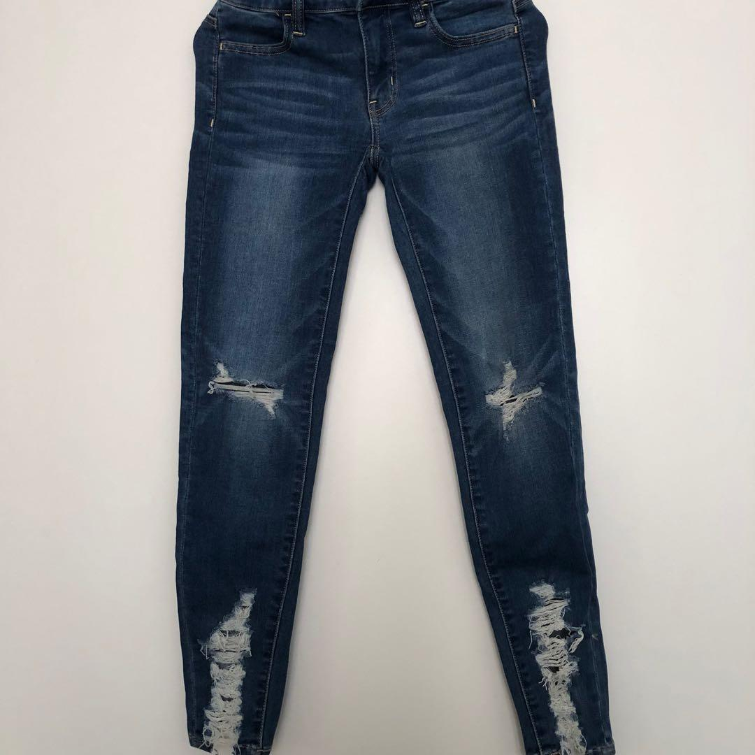 American eagle. Cropped Jeans.