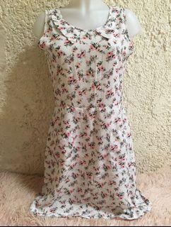 Bayo Large Floral Dress