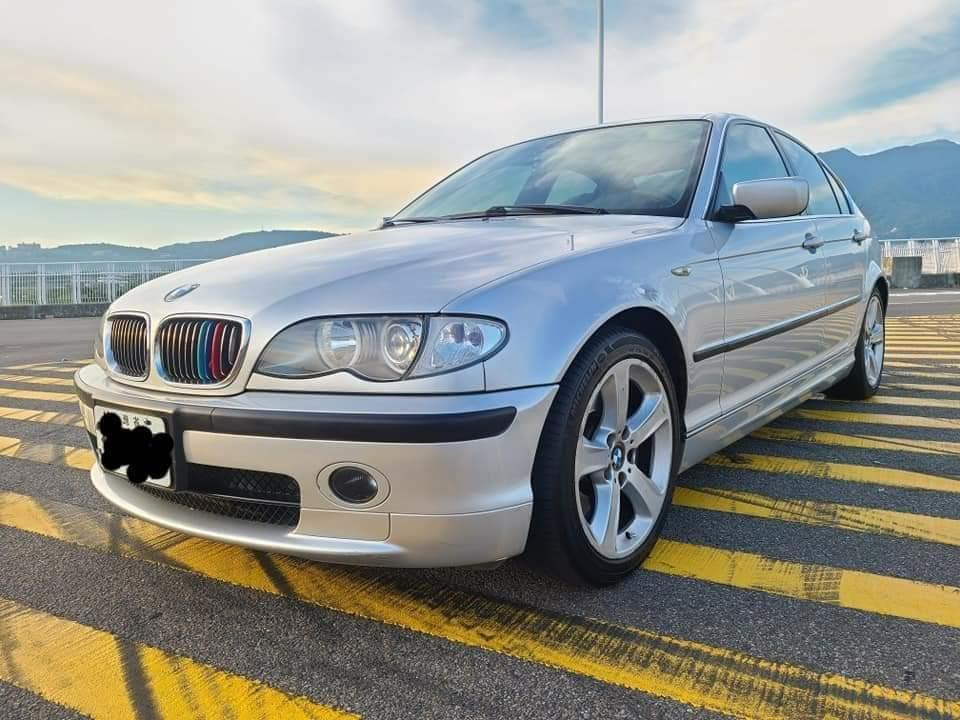 BMW E46 330i 全車正M版 天窗 車輛年份:2003年 0903362521