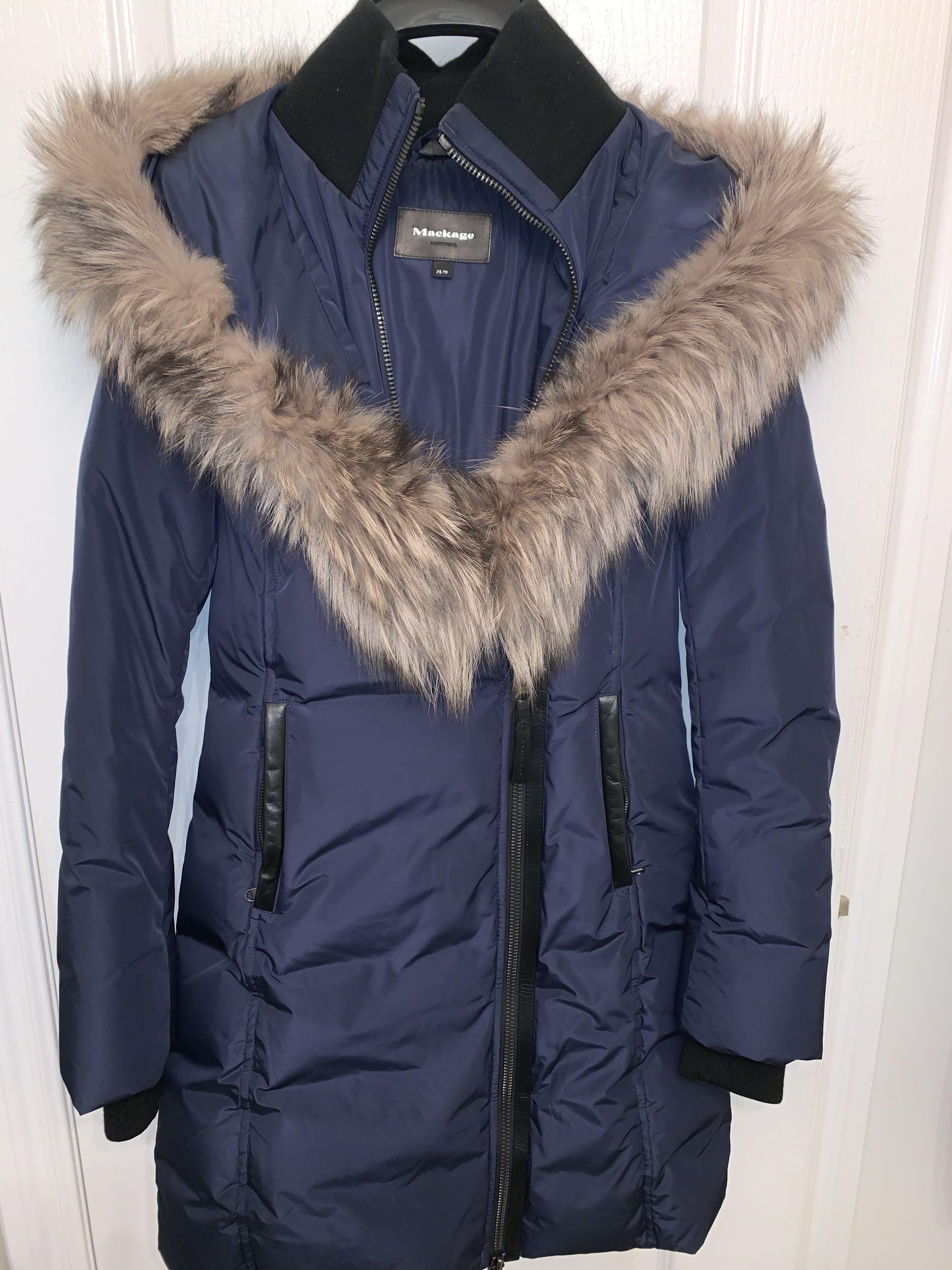 Brand new Mackage Kay down jacket