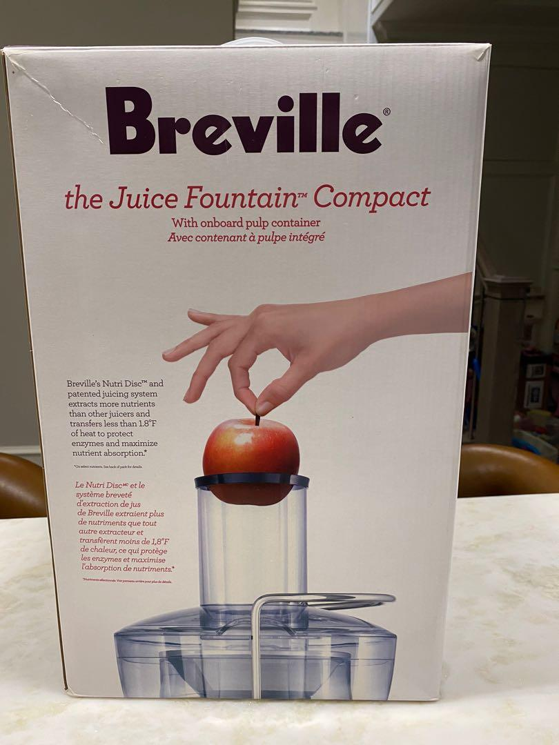 Breville  the juice foundation compact