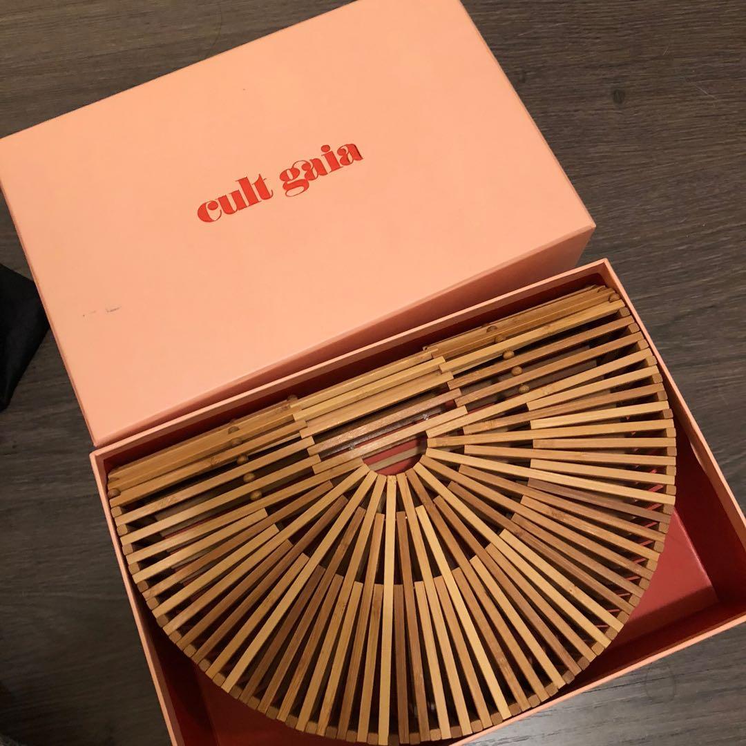 Cult gaia Bamboo bag