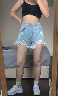 Dadaㄉ牛仔短褲