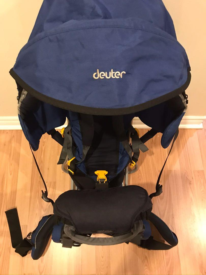 Deuter Kid Comfort III Child Carrier Backpack (in Vaughan)
