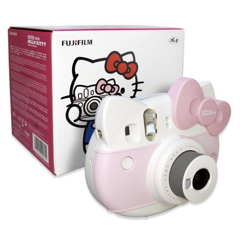 Fujifilm富士hello kitty 凱蒂貓 限定版拍立得