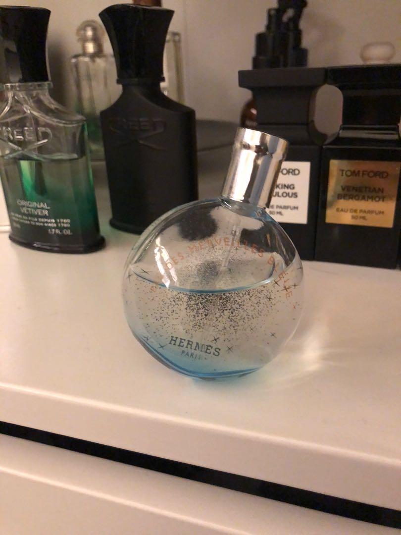 Hermès eau des merveilles bleue eau du toilette
