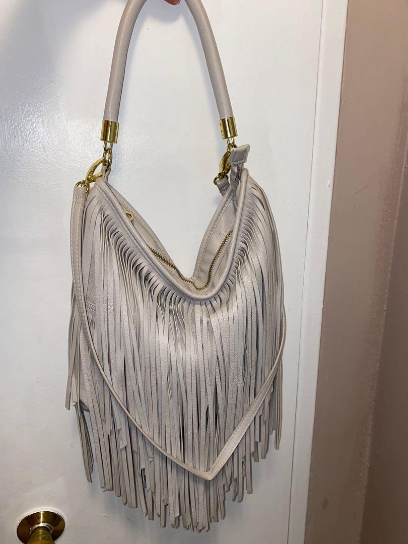 H&M fringe bag. New