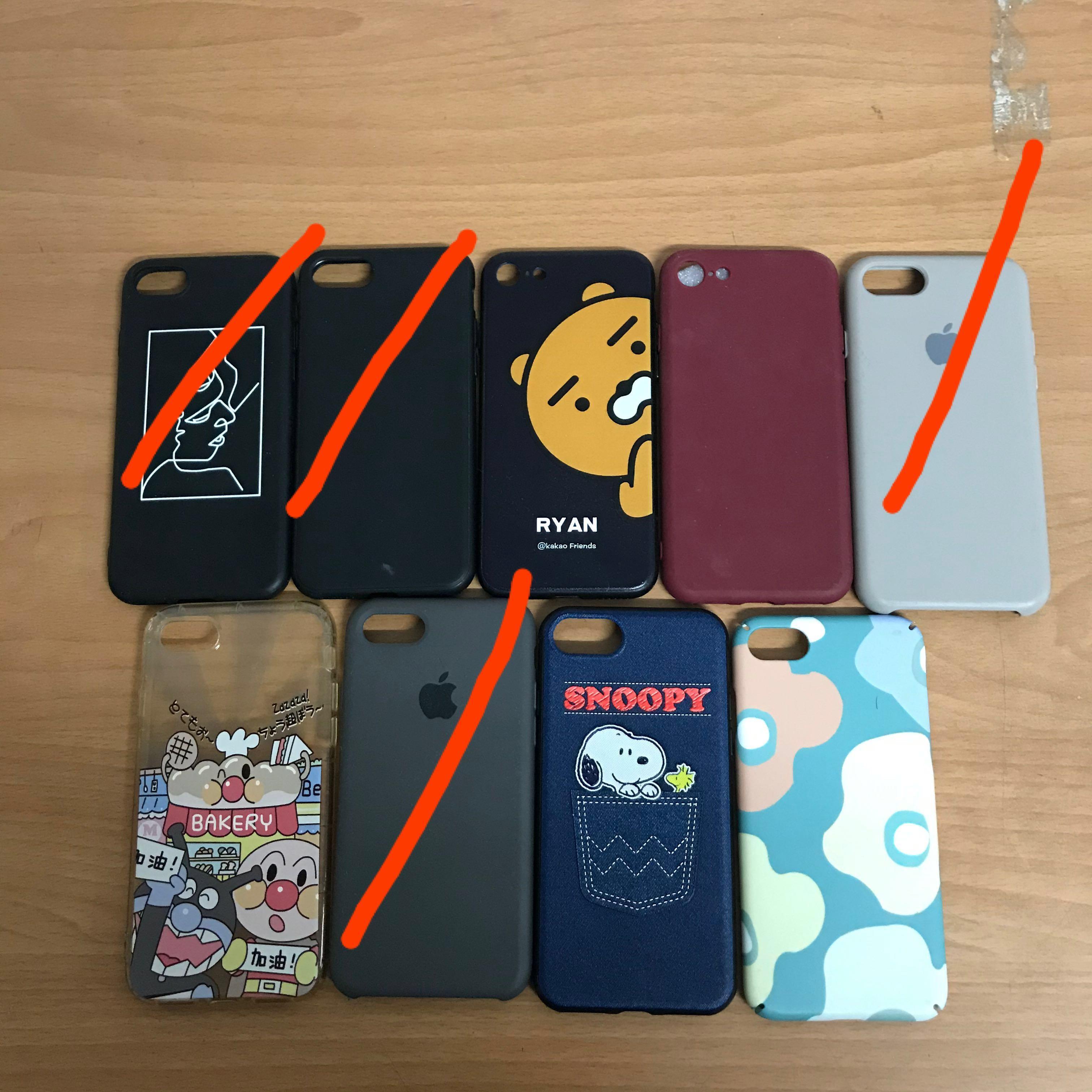 (二手)iPhone7手機殼 4.7吋