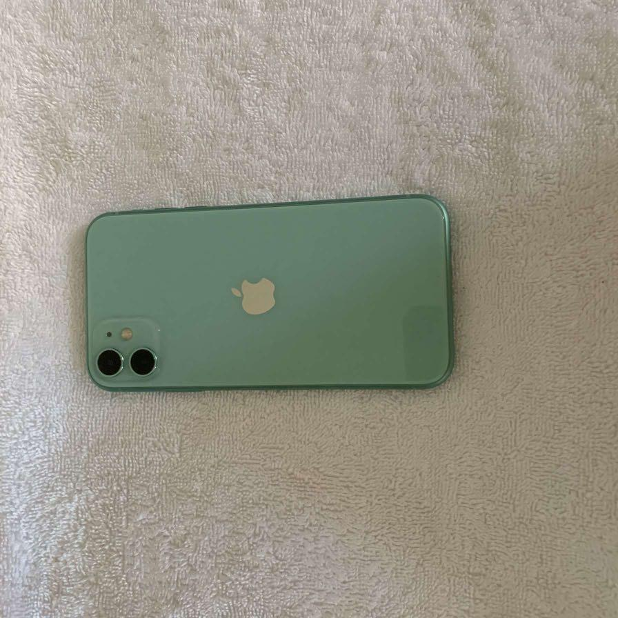 iPhone 11 mint green (cashapp only)