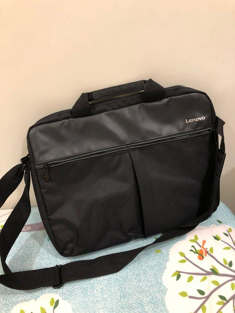 Lenovo筆電側背袋