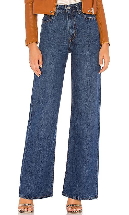 Levi's Ribcage Wide Jeans