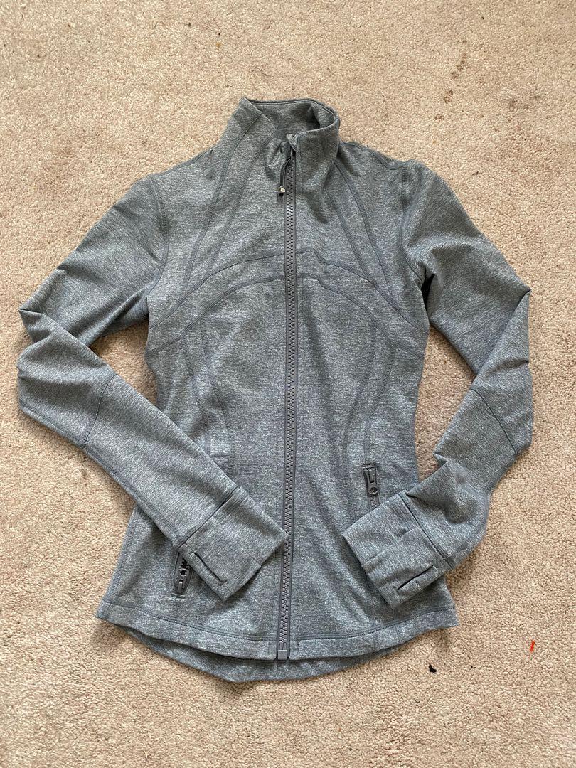 Lululemon Define jacket (grey)