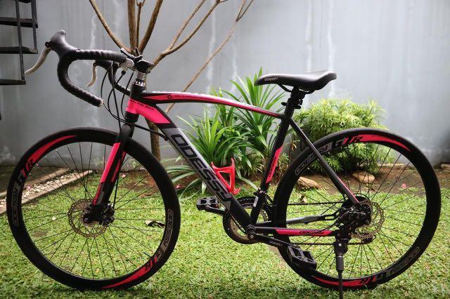Odessy Road Bike