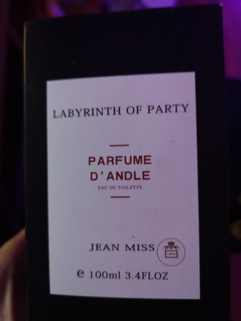 perfume/cologne
