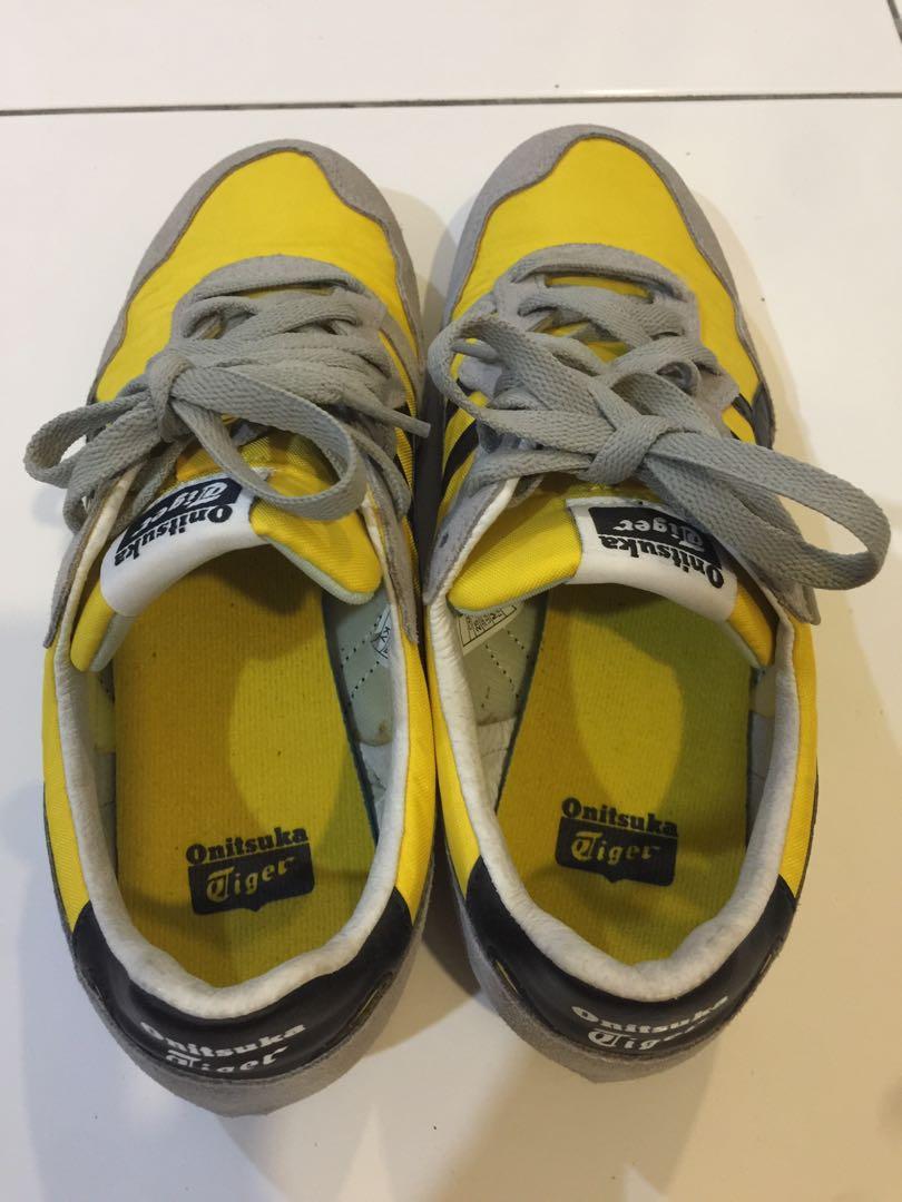 Shoes onitsuka tiger original size 7