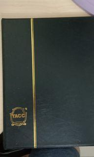 TACC banknotes album