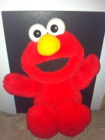 Vintage original Tickle Me Elmo