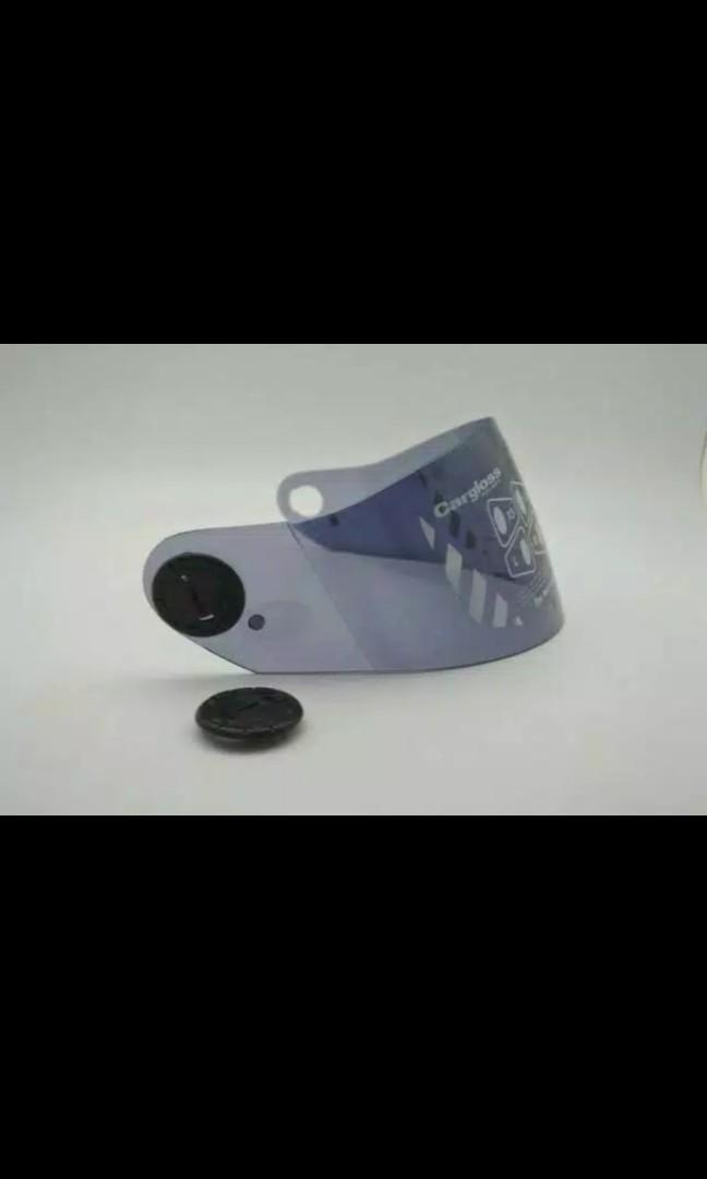Visor / Kaca helm Cargloss-Yamaha old Vixion, Kawasaki bajaj