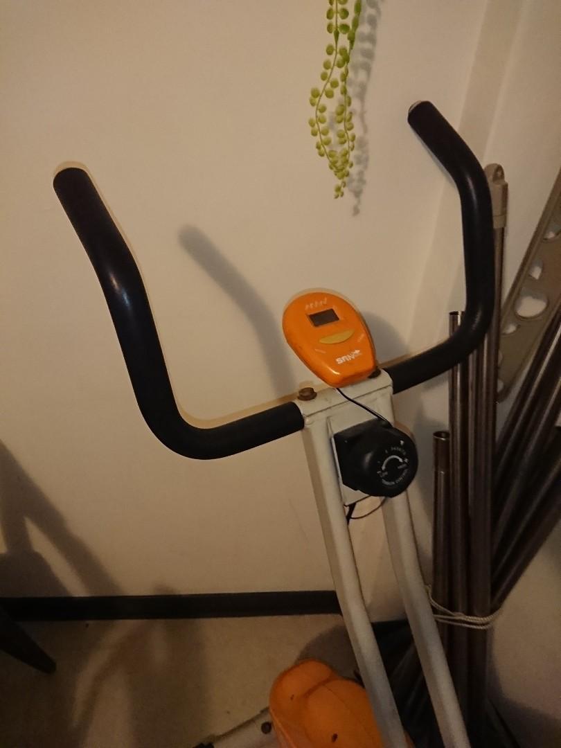 二手室內健身車