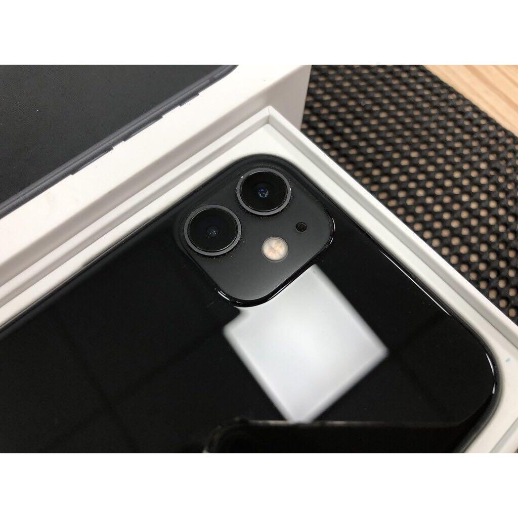 Apple iPhone 11 64G 64GB 6.1吋 黑色