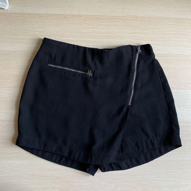 Black Skorts from Abercrombie & Fitch