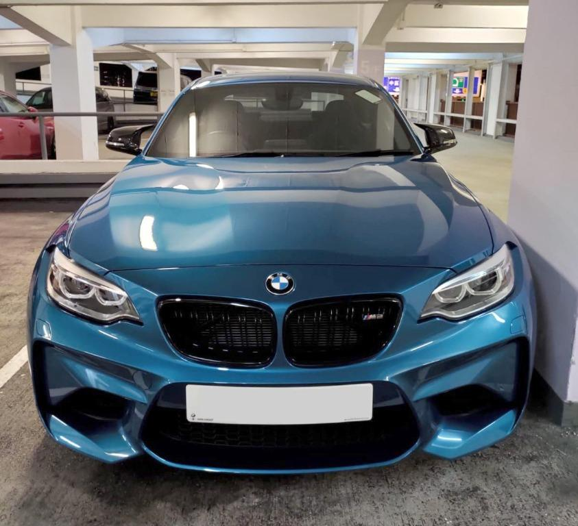 BMW M2 3.0 Coupe Manual