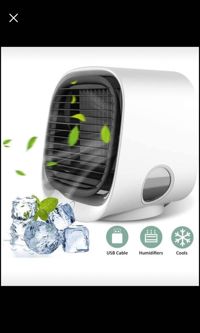 Brand new air cooler Portable Conditioner Fan 3 in 1 with USB