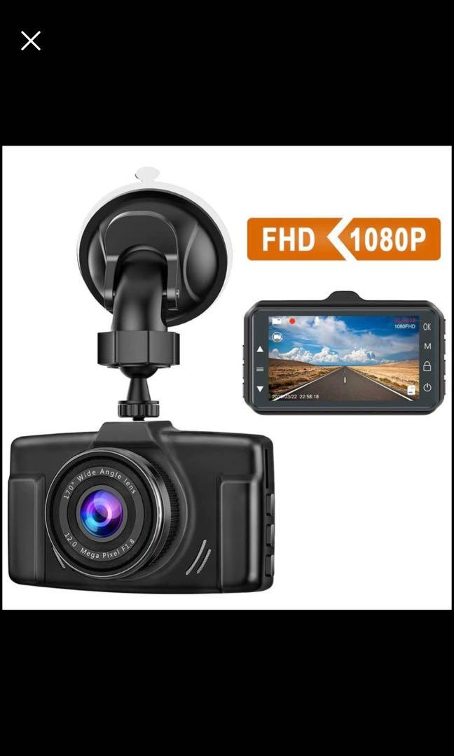Brand new car dash camera