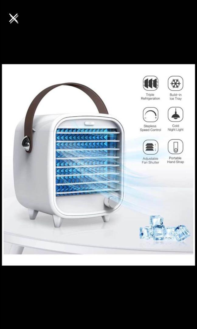 Brand new portable air conditioner fan