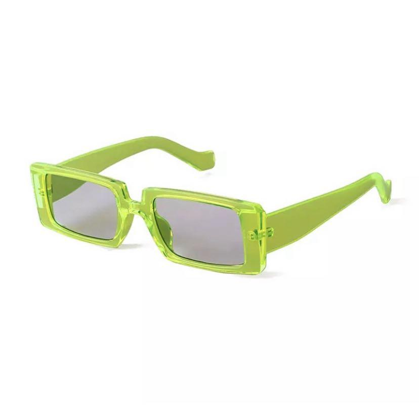 Brand New Rectangle Shades, Unisex Style, Variety of Colours