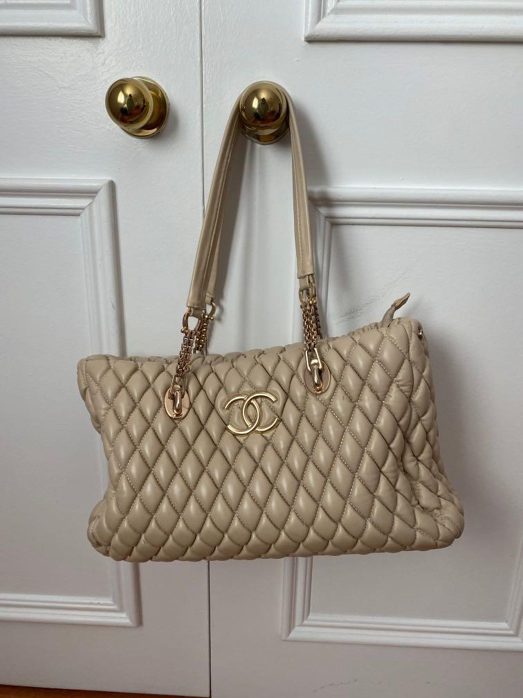 Chanel faux handbag