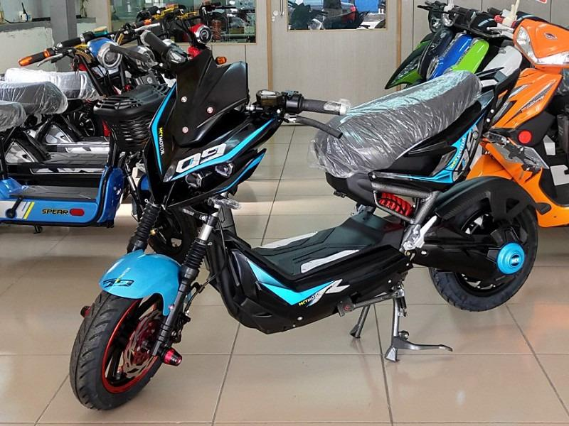 電動車E-Bike- ABB5 (藍)-電動自行車/電動輔助自行車/電動機車/電動車