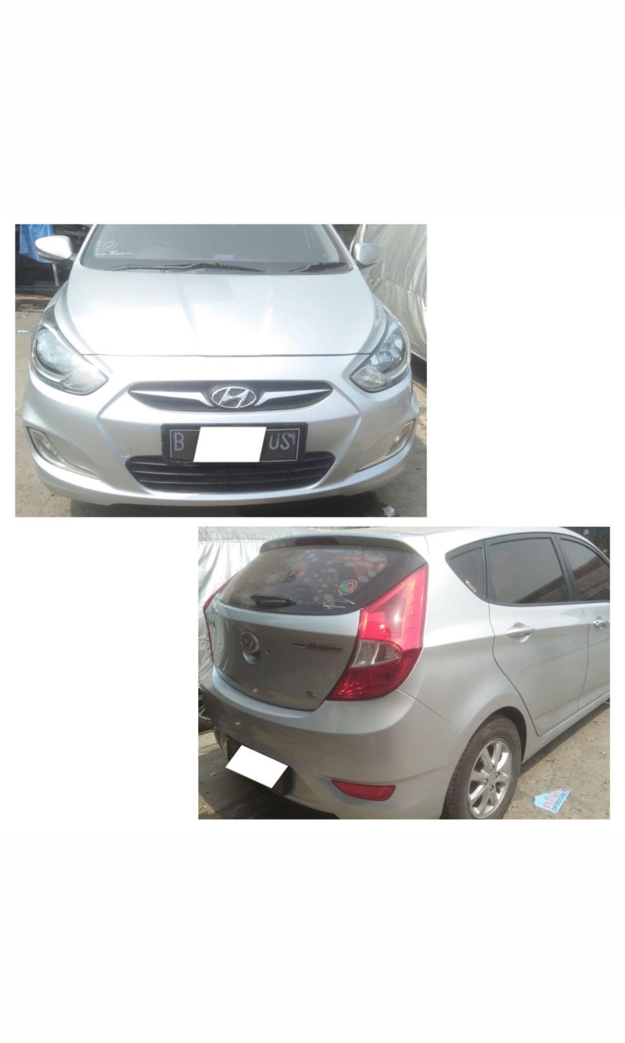 Hyundai Grand Avega manual 2011