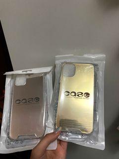 Iphone11 鏡面手機殼 銀色金色 i11