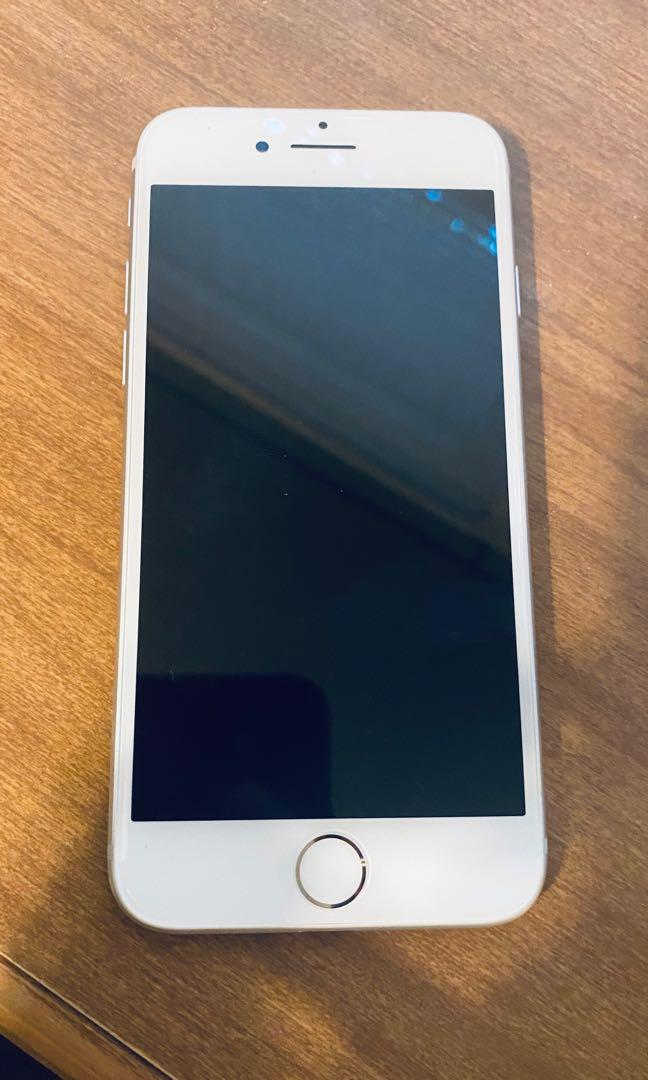 iPhone 7 sliver 128gb
