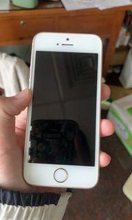 iPhone se玫瑰色64g